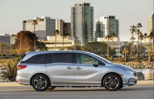 2021 Honda Odyssey Touring Release Date