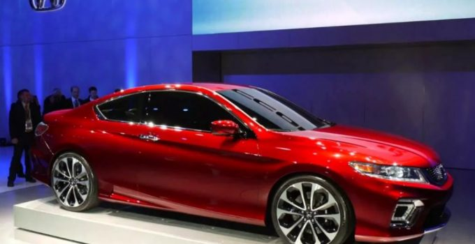 2022 Honda Accord Coupe Release Date