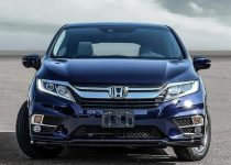 2022 Honda Odyssey Touring Release Date